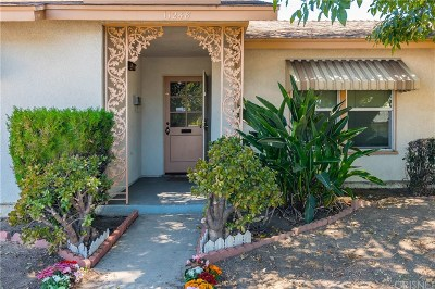 Single Family Home For Sale: 11248 Balboa Boulevard