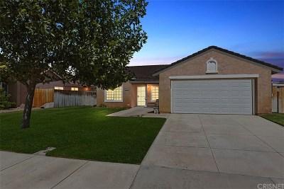 Lancaster Single Family Home For Sale: 6333 West Avenue J5