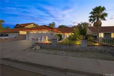 Lancaster Single Family Home For Sale: 1524 West Avenue H11