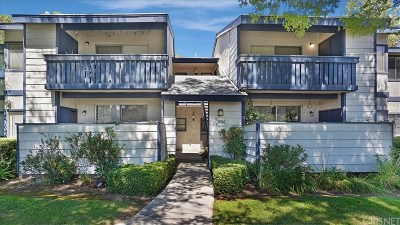 Saugus Condo/Townhouse For Sale: 27668 Haskell Canyon Road #L