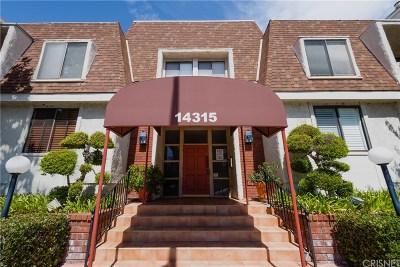 Sherman Oaks Condo/Townhouse For Sale: 14315 Riverside Drive #116
