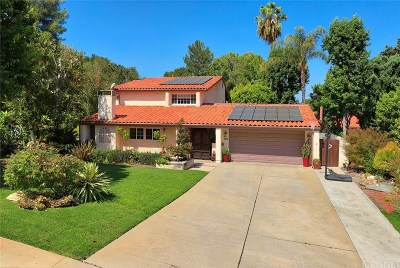 Los Angeles County Single Family Home For Sale: 4515 Park Livorno