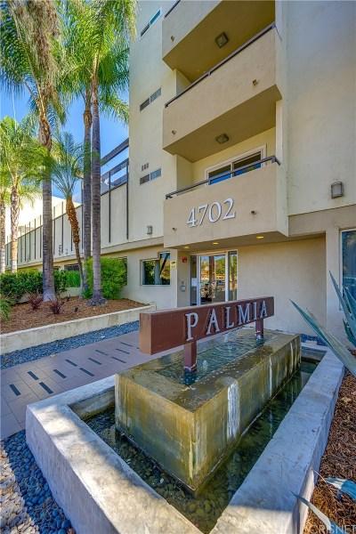 Sherman Oaks Condo/Townhouse For Sale: 4702 Fulton Avenue #107