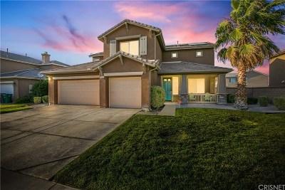 Lancaster Single Family Home For Sale: 3621 Pillsbury Street