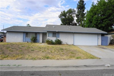 Simi Valley Single Family Home For Sale: 4783 Leeds Street