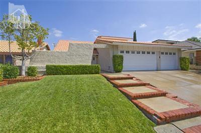 Agoura Hills CA Single Family Home Sale Pending: $699,900