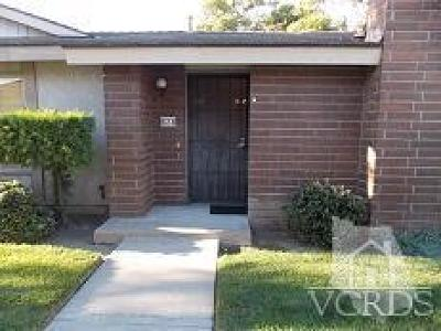 Oxnard CA Condo/Townhouse Sold: $225,000