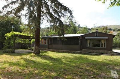 Single Family Home Sold: 11013 Creek Road