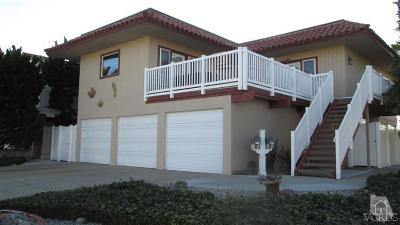 Ventura CA Multi Family Home Sold: $1,087,000