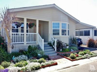 Mobile Home Sold: 500 Santa Maria Street #57
