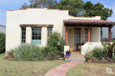 Single Family Home Sold: 483 S Catalina Street