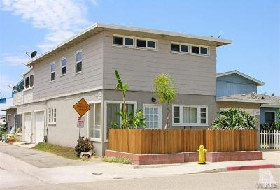 Ventura CA Multi Family Home Sold: $750,000