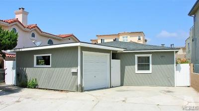 Ventura CA Single Family Home Sold: $829,000