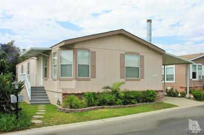 Mobile Home Sold: 209 Calle De La Rosa