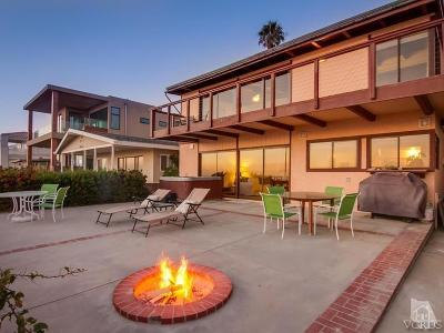Single Family Home Sold: 5478 Rincon Beach Park Drive