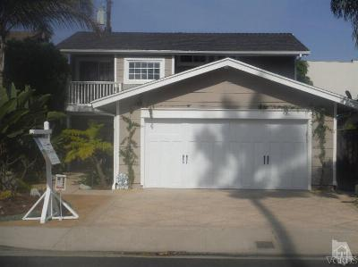 Ventura CA Single Family Home Sold: $999,000