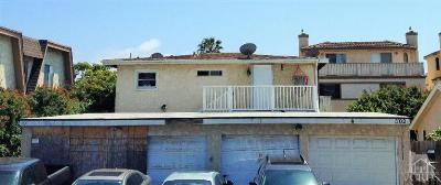 Ventura CA Multi Family Home Sold: $770,000