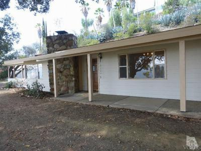 Single Family Home Sold: 1495 Foothill Road