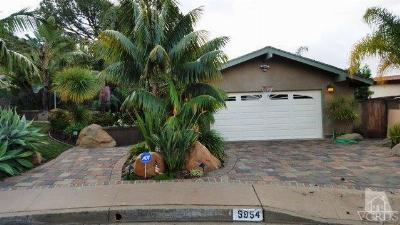 Ventura CA Single Family Home Sold: $788,000