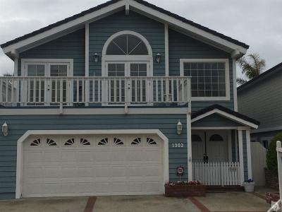Ventura CA Single Family Home Sold: $1,215,000