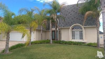 Westlake Village Single Family Home For Sale: 3500 Ridgeford Drive
