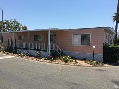 Santa Paula Mobile Home For Sale: 265 S Beckwith Road #98a