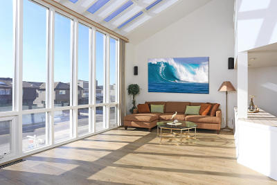 Single Family Home Sold: 1416 Ocean Drive