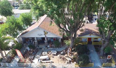 Fillmore Single Family Home Active Under Contract: 444 Santa Clara Street