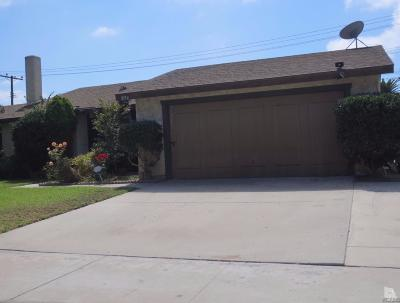 Single Family Home Sold: 2154 San Mateo Place