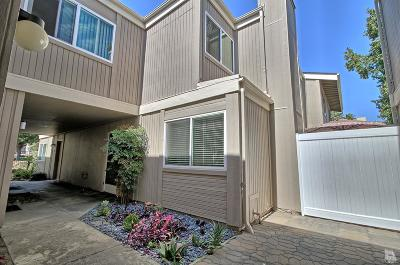 Condo/Townhouse Sold: 1251 San Simeon Court #7