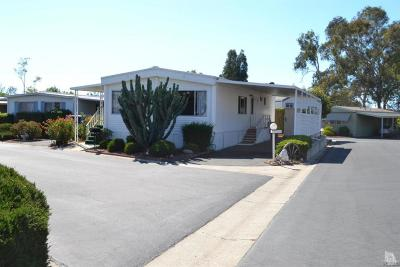 Mobile Home Sold: 63 Victor Herbert Drive