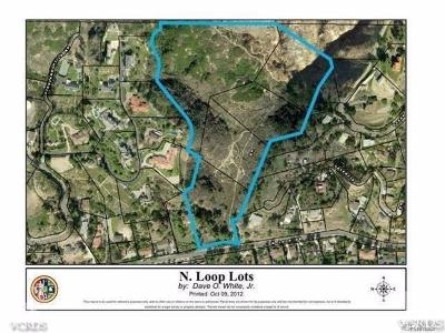 Camarillo Residential Lots & Land For Sale: 505 Loop Drive North Drive