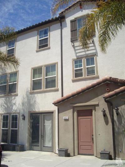 Oxnard Single Family Home For Sale: 657 S A Street