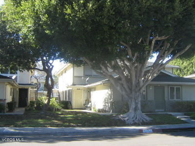 Port Hueneme Single Family Home Active Under Contract: 2673 Anchor Avenue