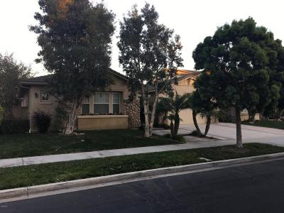 Oxnard Single Family Home Active Under Contract: 2022 Keltic Lodge Drive
