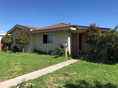 Ventura County Single Family Home Active Under Contract: 944 Piedmont Street