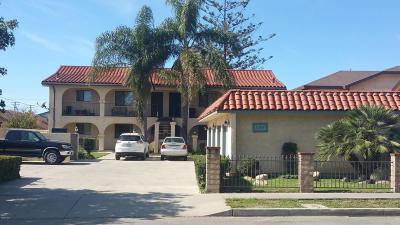 Santa Paula Multi Family Home Active Under Contract: 126 12th Street