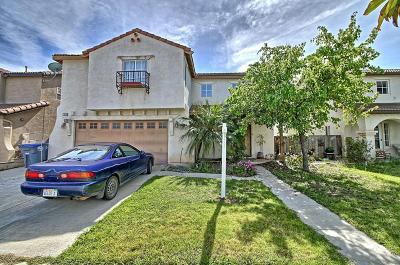 Oxnard Single Family Home Active Under Contract: 2016 Jacinto Drive