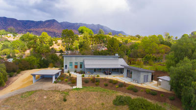 Single Family Home For Sale: 1152 Rancho Drive