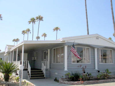 Ventura Mobile Home For Sale: 1215 Anchors Way Drive #289