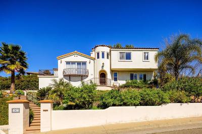 Santa Paula Single Family Home For Sale: 287 View Drive