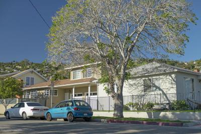 Santa Barbara Multi Family Home For Sale: 708 Alisos Street