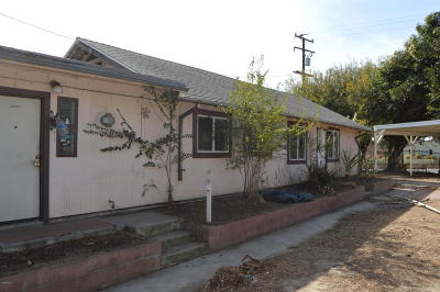 Camarillo Single Family Home For Sale: 106 Anacapa Drive