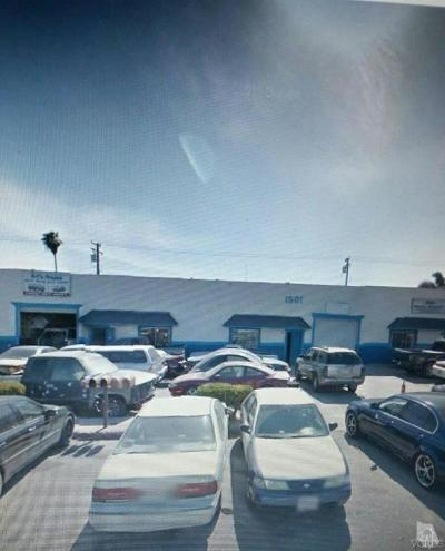Oxnard Commercial For Sale: 1501 Pine Street #A