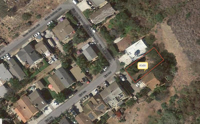 Ventura Residential Lots & Land For Sale: Vista Del Rincon Drive