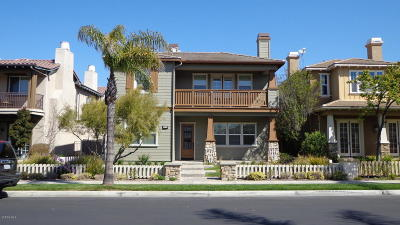Oxnard Single Family Home For Sale: 4173 Caribbean Street