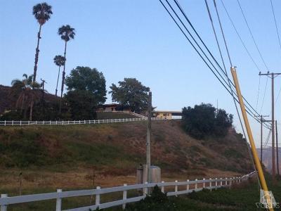 Fillmore Single Family Home Active Under Contract: 591 E Telegraph Road