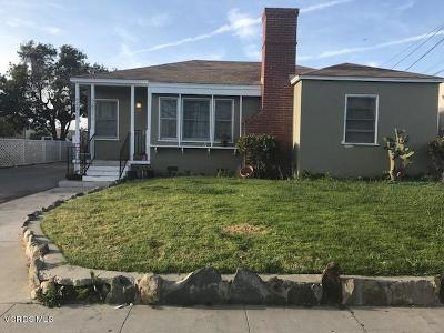 Oxnard Multi Family Home Active Under Contract: 327 Wolff Street