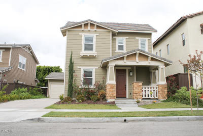 Ventura Single Family Home Active Under Contract: 11485 Beechnut Street