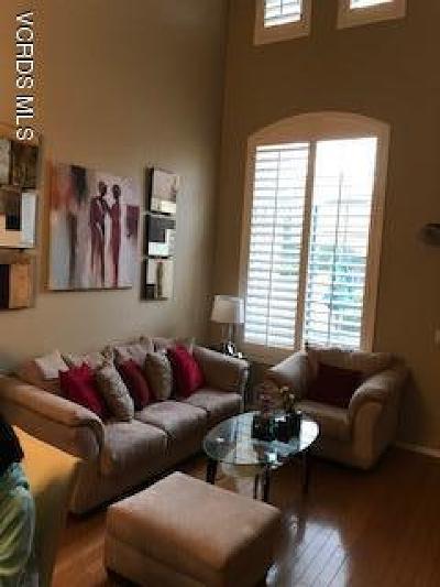 Ventura County Single Family Home Active Under Contract: 1129 Mooring Walk